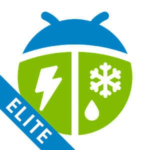 Weather Elite by WeatherBug for Android