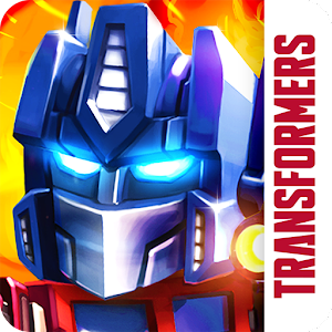 Cover art TRANSFORMERS: Battle Tactics