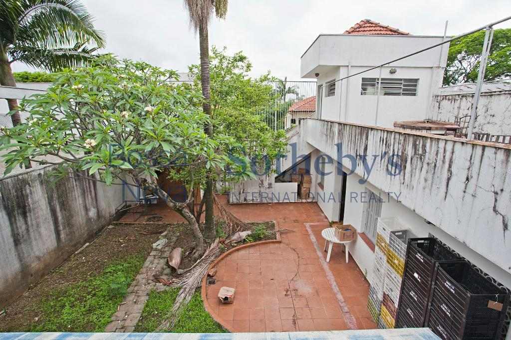 Casa residencial à venda, Jardim Paulistano, São Paulo.