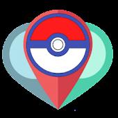 Map for Pokemon GO APK for Bluestacks
