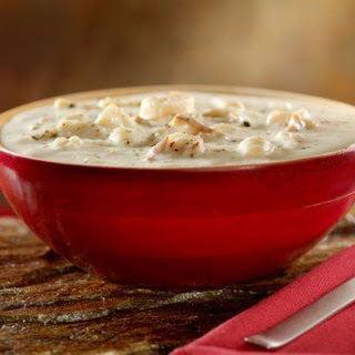 Sweet Tomatoes Clam Chowder