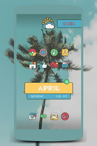 Zai2 Weather Komponents Kustom Screenshot 6