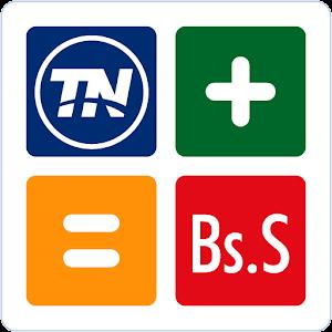 Calculadora Reconversión Monetaria TN New App on Andriod - Use on PC