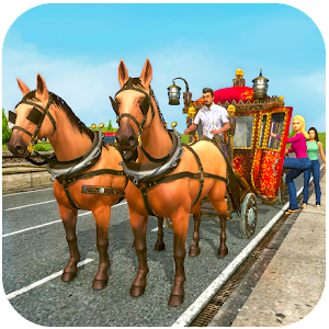 Horse Taxi City & Offroad Transport For PC / Windows 7/8/10 / Mac – Free Download