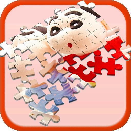 Puzzle Kids for Shin Chan (game)