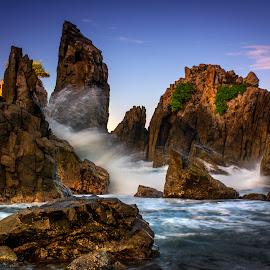 by Hanan Maulana - Landscapes Waterscapes