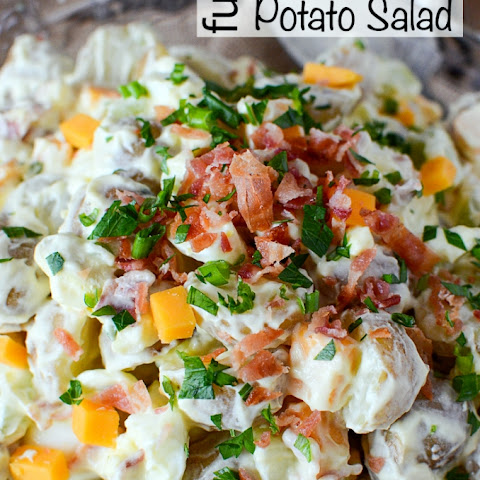 FULL LOADED POTATO SALAD