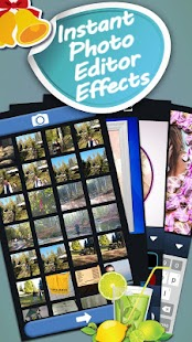 Instant Photo Editor Effects - screenshot