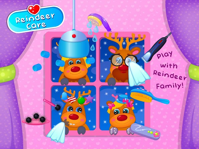 android Lily & Kitty Baby Christmas Screenshot 13