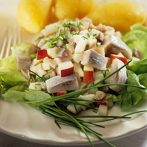 Herring With Apples