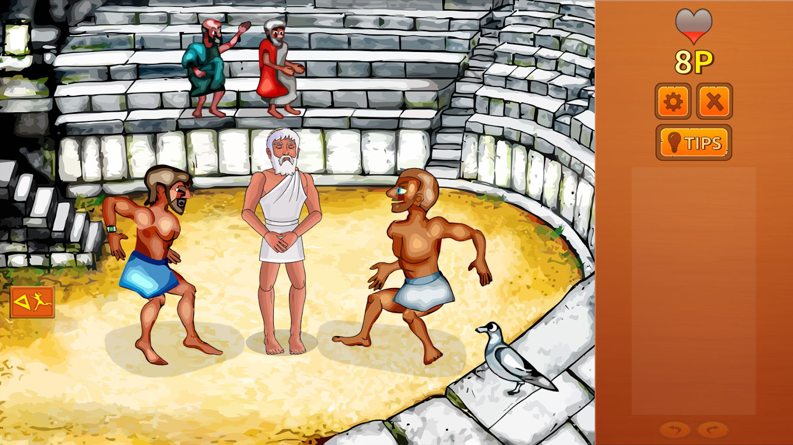Zeus Quest Remastered Screenshot 1
