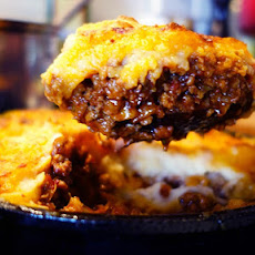 Gran Luchito Mexican Shepherds Pie
