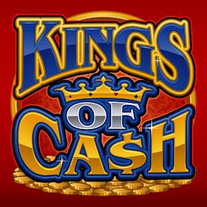 Cover art Kings of Cash