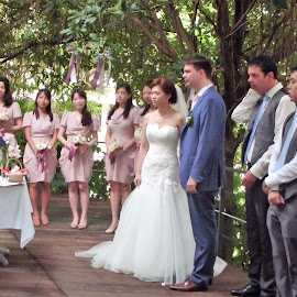 Solemnisation Ceremony  by Dennis  Ng - Wedding Ceremony (  )