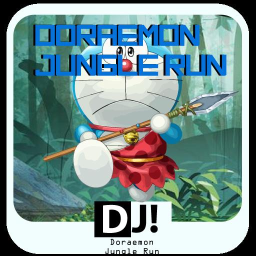 Doramon Jungle Run 3d (game)