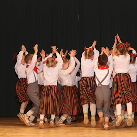 Dances II by Atis Kalniņš - Babies & Children Toddlers ( dancing childs, national dances, dancing kids, latvia, latvian dances )