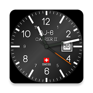 Swiss Watch Face AJ-6