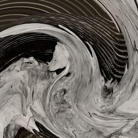 WoodART by Nor Azlin - Abstract Macro ( abstract, macro, wood, art, nature trail )