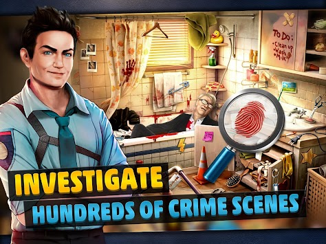 Criminal Case APK screenshot thumbnail 13