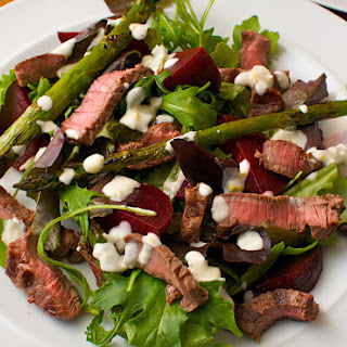 Steak And Asparagus Salad Recipes