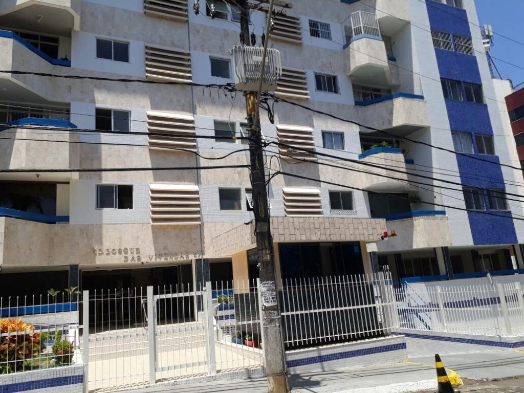 Apartamento com 3 quartos, sendo 1 suíte, Dependência Comple...