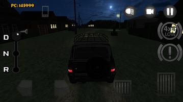Screenshot of Russian SUV