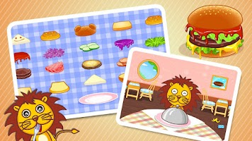 Screenshot of My Little Gourmet-BabyBus