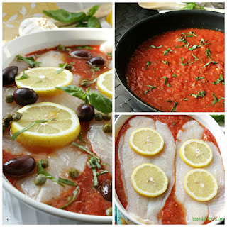Mediterranean Baked Fish Recipes