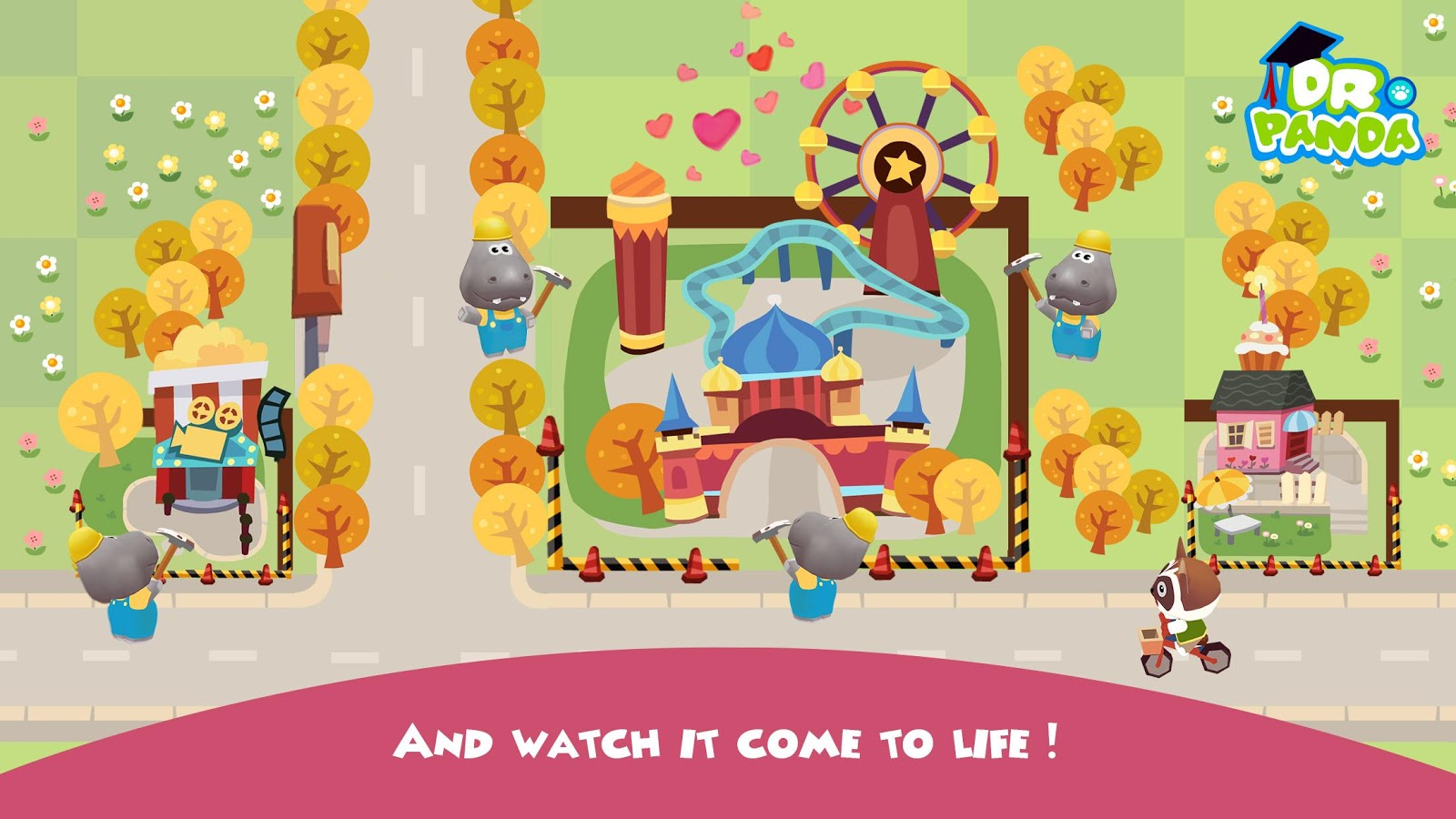 Hoopa City Screenshot 3