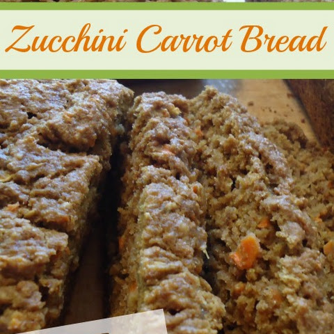 Whole Wheat Zucchini Carrot Bread & Natural Value Foods 25% off Plus 20% off at Amazon