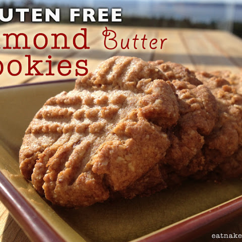 Grain-Free Almond Butter Cookies