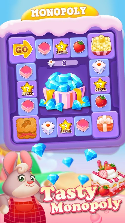 Tasty Treats - A Match 3 Puzzle Game Screenshot 14