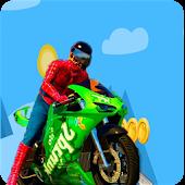 Download Amazing Spider Moto Bike 2017 APK to PC