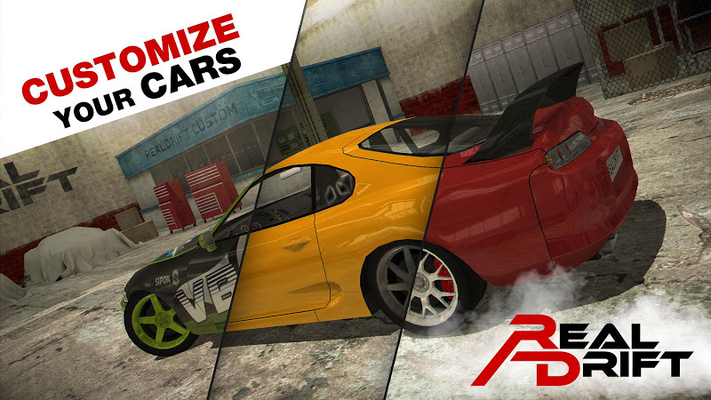 Real Drift Car Racing Screenshot 4