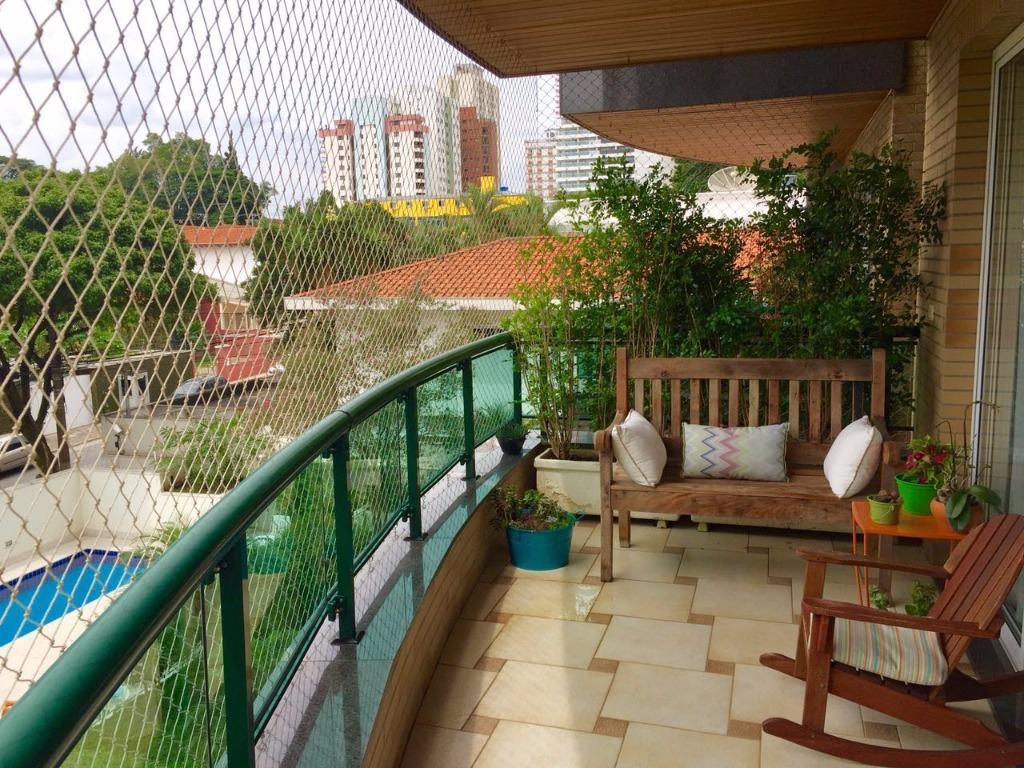 Apto 3 Dorm, Brooklin Novo, São Paulo (AP16720) - Foto 14