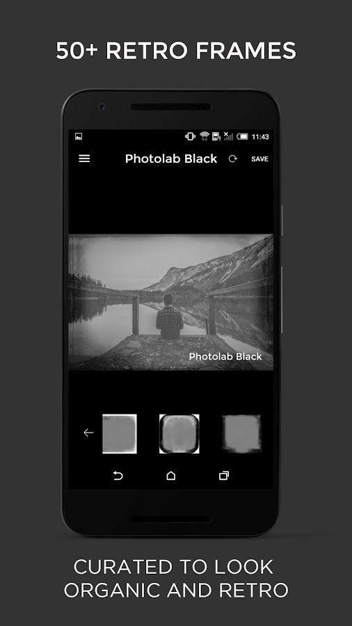 Photo Editor - Black and white Screenshot 15