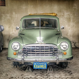 IMG20170710111044 by Andrey Sanger - Transportation Automobiles ( car, vintage, morris, classic )