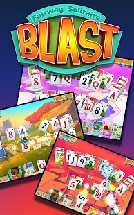Fairway Solitaire Blast APK for Kindle Fire