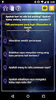 Screenshot of Tukang Ramal Indonesia-Tarot