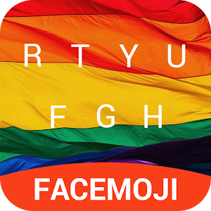 Keyboard Theme for LGBT Love for Android
