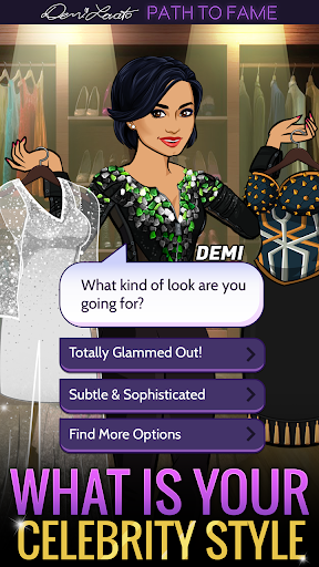 Demi Lovato: Path to Fame - screenshot
