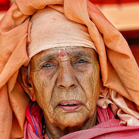 sadho by Ajay Mehta - People Portraits of Women
