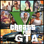 Cheats GTA 5 for PS4, Xbox, PC Icon