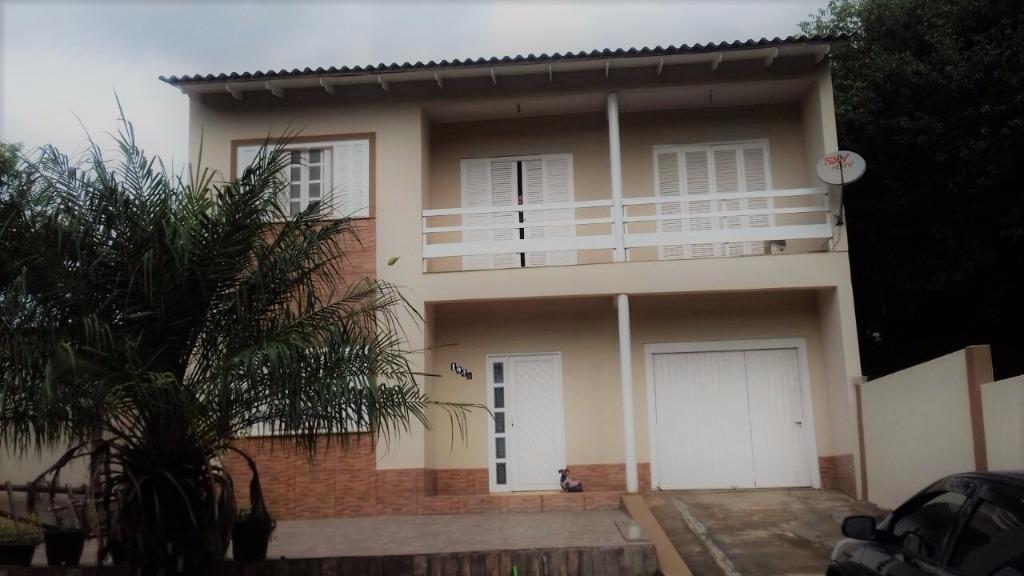 Casa 4 Dorm, Nossa Chácara, Gravataí (CA1244)