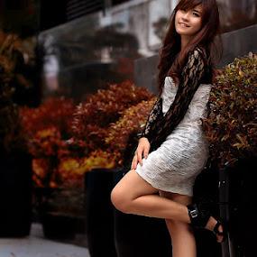 Smile to You by Arryawansyah Abidin - People Fashion