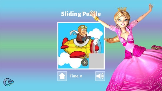 Princess Angela Games Wheel- screenshot thumbnail
