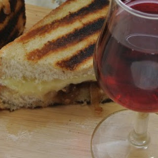 Grilled Havarti with Onion Jam