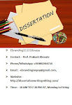 the best Professional Dissertation Writing Services in Jaipur region
