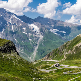 the Grossglockner area of Austria's highest mountain by Linda Brueckmann - Landscapes Mountains & Hills