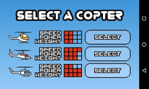 Retrocopter - Helicopter Game - screenshot